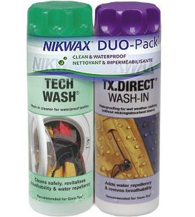 NIKWAX TWIN PACK